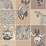 Albany Safari Neutral Wallpaper - Product code: 41918