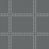 Albany Geometrie Gridlock Charcoal Grey Wallpaper - Product code: 22639