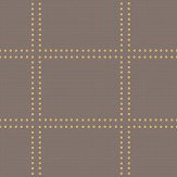 Albany Geometrie Gridlock Brown Wallpaper - Product code: 22642