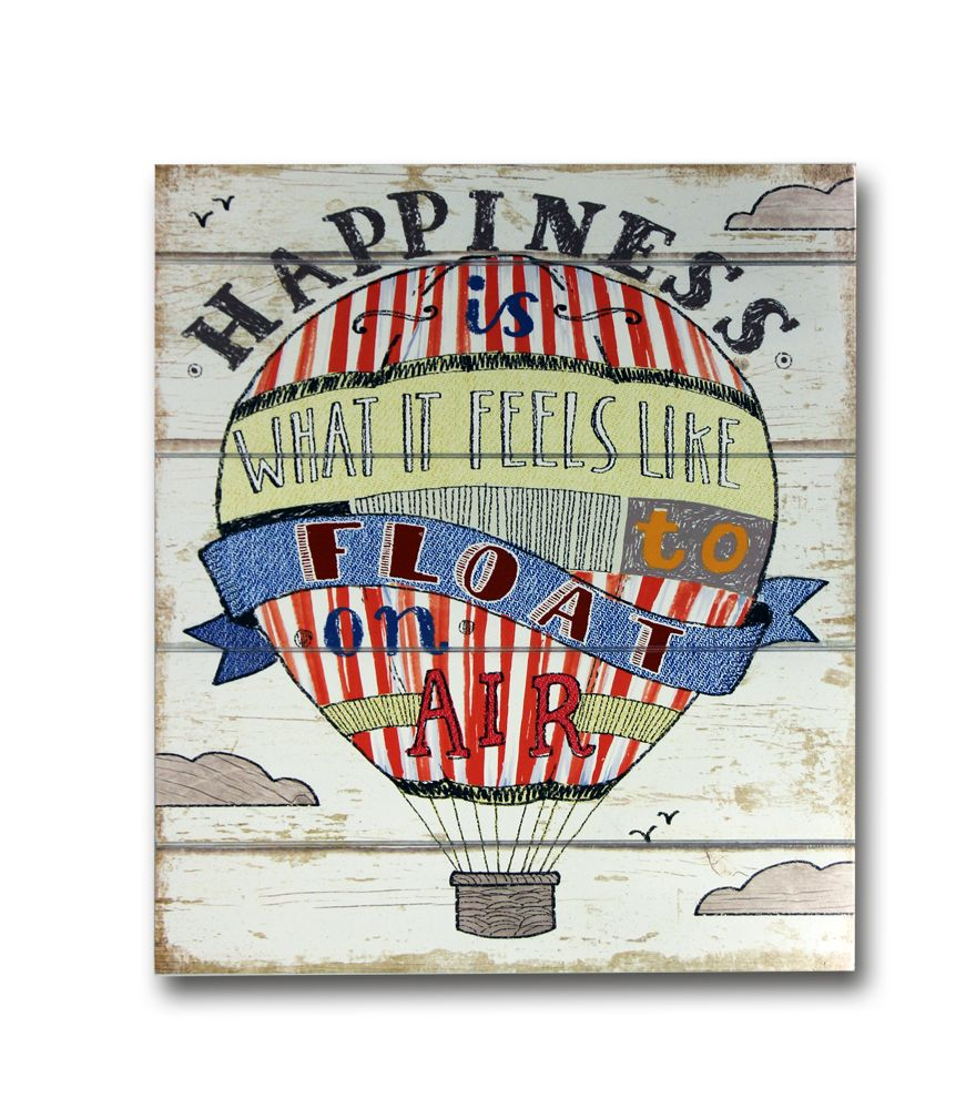 Arthouse Circus Fun Wooden Plaque Multi-coloured Art - Product code: 004676