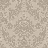 Albany Clara Taupe Wallpaper - Product code: 35392