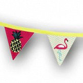 Arthouse Girls Life Bunting Multi-coloured Art
