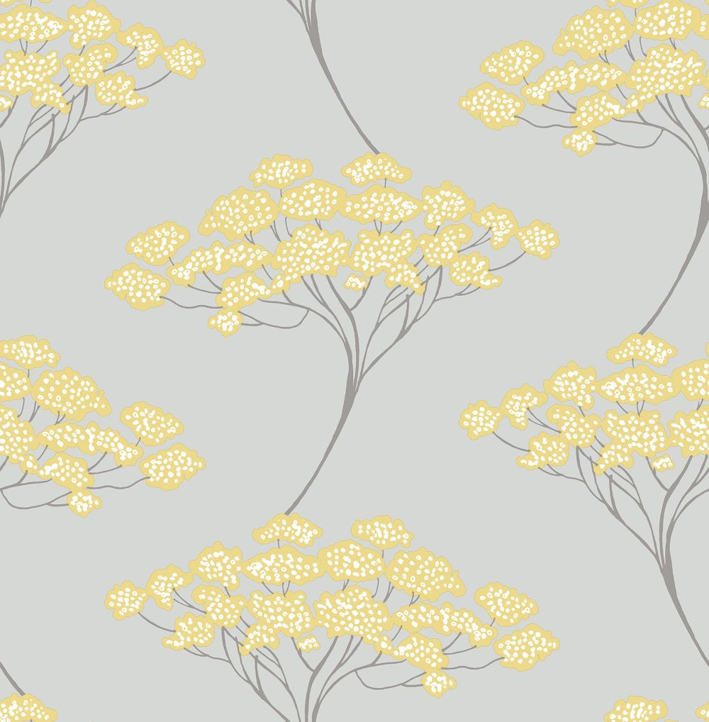 Brewers Banyon Tree Grey Wallpaper main image