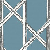 Brewers Mandara Denim Blue Wallpaper