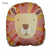 Arthouse Circus Fun Lion Cushion Multi-coloured