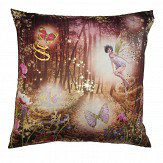 Arthouse Magic Garden Cushion Multi-coloured