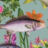 Albany Lagoon Multi Wallpaper