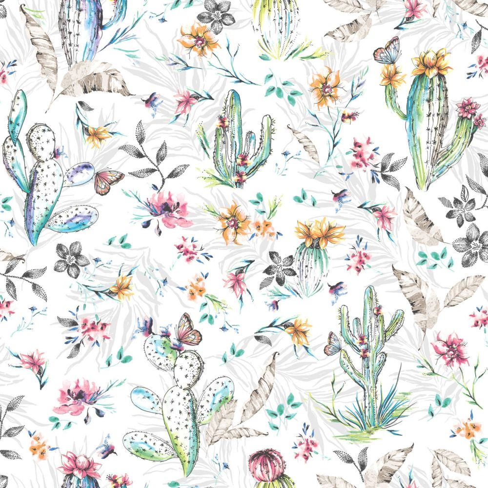 Albany Cacti Multi Wallpaper - Product code: 12180
