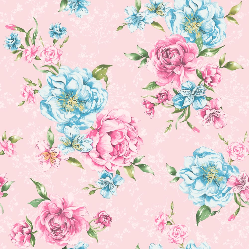 Albany Josephine Pink Wallpaper - Product code: 98864