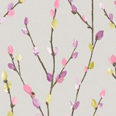 Albany Willow Grey Wallpaper