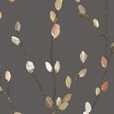 Albany Willow Charcoal Wallpaper - Product code: 98884