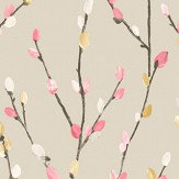 Albany Willow Beige Wallpaper