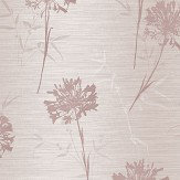 Arthouse Kimora Rose Gold Wallpaper