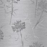 Arthouse Kimora Silver Wallpaper