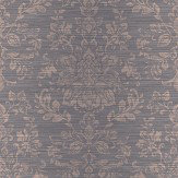 Arthouse Kyasha Rose Gold Wallpaper