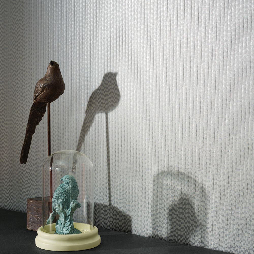 Arthouse Mei Silver Wallpaper - Product code: 293108