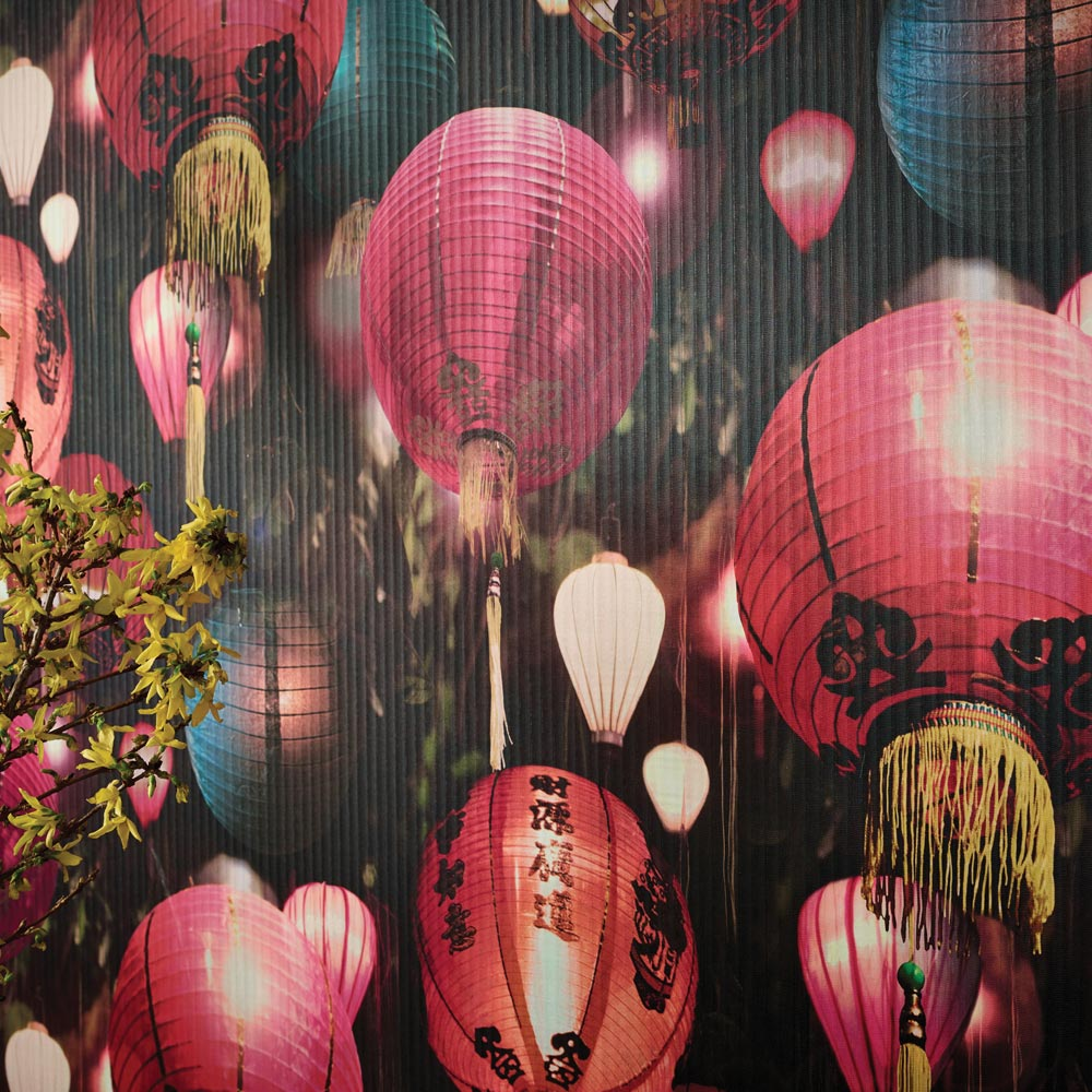 Tian Wallpaper - Multi-coloured - by Arthouse