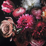 Arthouse Bouquet Gloss Canvas Multi-coloured Art