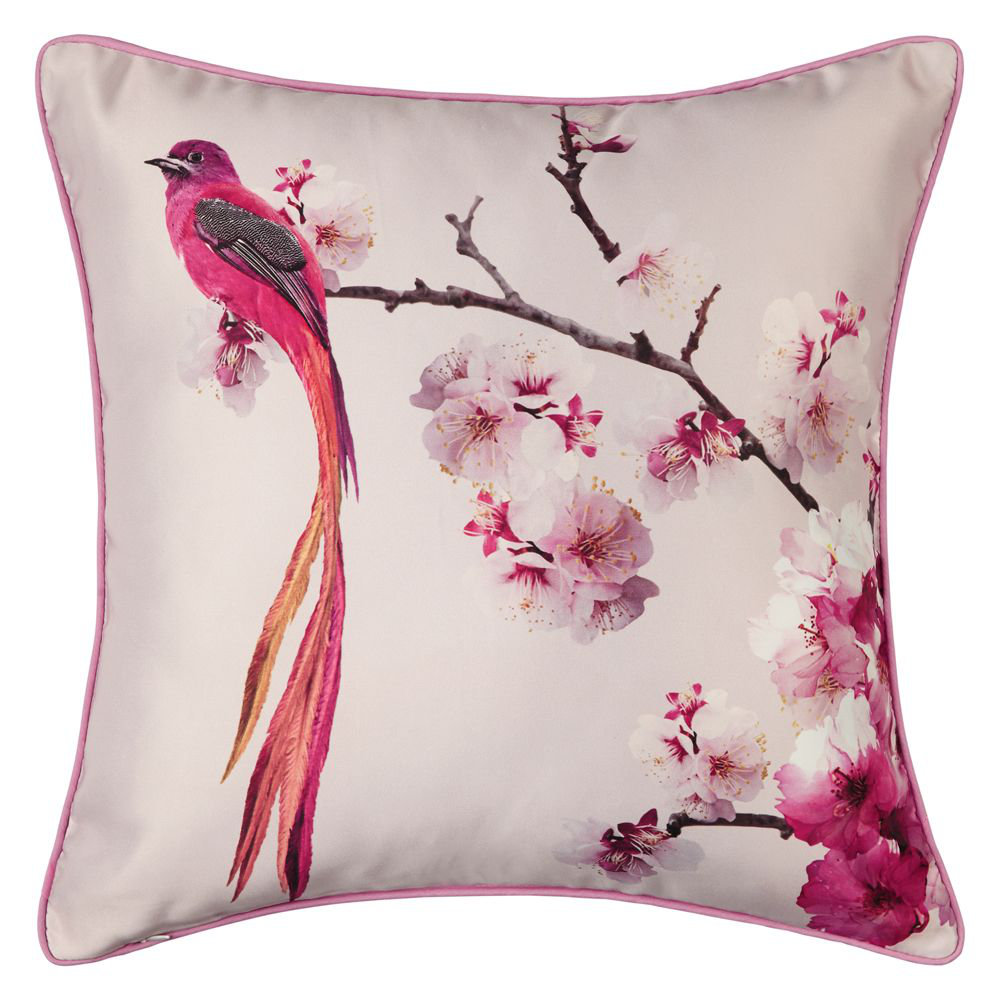 Kotori Blush Cushion - by Arthouse