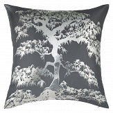 Arthouse Meili Gunmetal Cushion - Product code: 004768