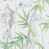 Christian Lacroix Exotisme Vert Buis Wallpaper