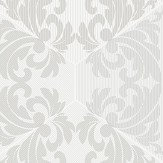 Albany Zena  White Wallpaper - Product code: 65210