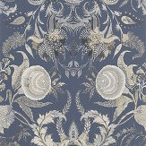 Christian Lacroix Noailles Graphite Wallpaper - Product code: PCL1007/04