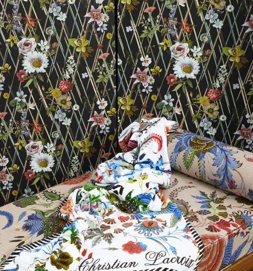 Rocaille Wallpaper - Jour - by Christian Lacroix
