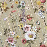 Christian Lacroix Rocaille Or Wallpaper - Product code: PCL1005/02