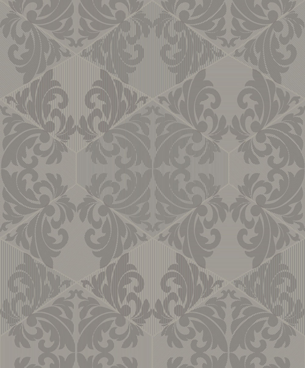 Albany Zena Taupe Wallpaper - Product code: 65270