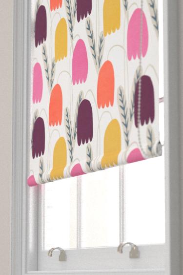 Scion Fritilla Damson / Flamingo / Lemonade Blind - Product code: 132150