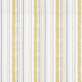 Scion Noki Ochre / Hemp / Charcoal Fabric - Product code: 132152