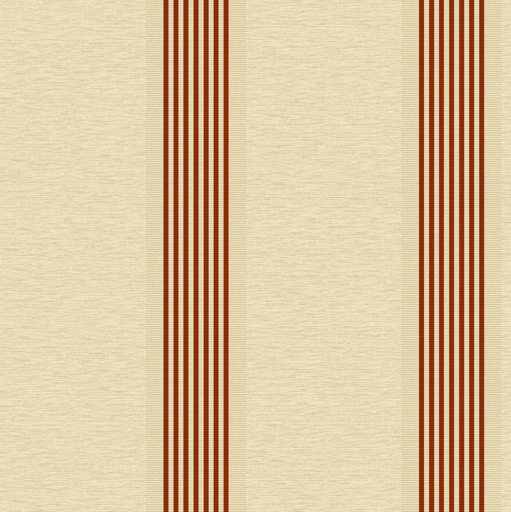 Albany Ambleside Stripe Red Wallpaper - Product code: 65335