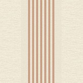 Albany Ambleside Stripe Rose Gold Wallpaper