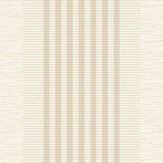 Albany Ambleside Stripe White Wallpaper