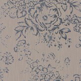 Architects Paper Foil Floral Taupe Wallpaper