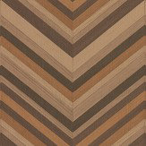 Carlucci di Chivasso Chinotto Brown Wallpaper - Product code: CA8258/020