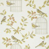 iliv Songbird Terracotta Wallpaper - Product code: ILWF/SONGBTER