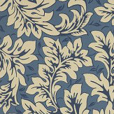 iliv Everglade Navy Wallpaper - Product code: ILWG/EVERNAVY