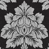 Albany Salvador Black Wallpaper - Product code: 65354