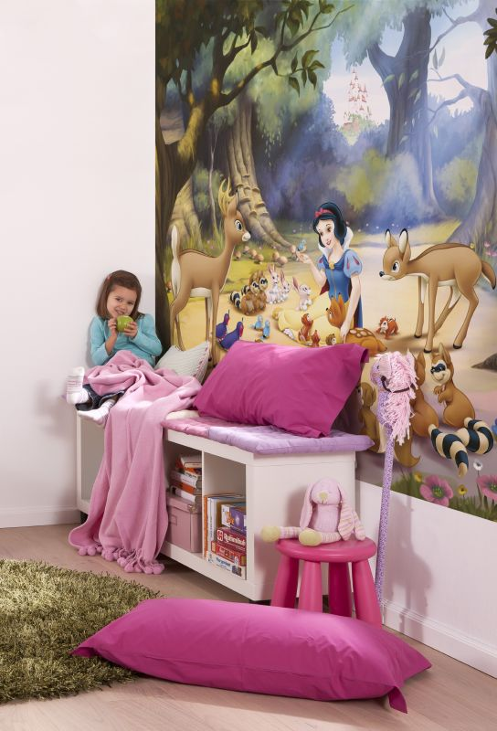 Brewers Snow White Mural - Product code: 4-405