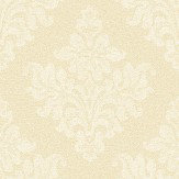 The Paper Partnership Petworth Pale Gold Wallpaper