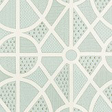 Sanderson Garden Plan Wedgwood Fabric - Product code: 226307