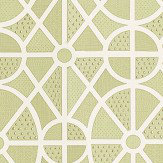 Sanderson Garden Plan Garden Green Fabric - Product code: 226309