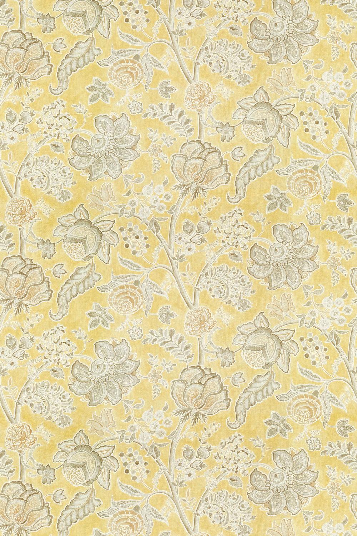 Sanderson Shalimar Linden / Dove Fabric - Product code: 226325