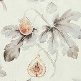 Sanderson Fig Harvest Sepia / Grey Fabric