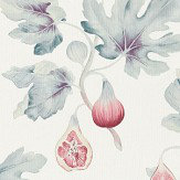 Sanderson Fig Harvest Chalk / Orchid Fabric