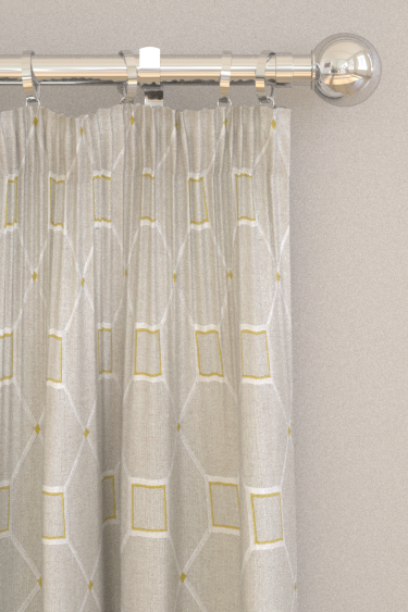 Baroque Trellis Curtains By Sanderson