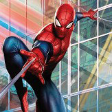 Brewers Spider Man Rush Mural