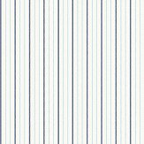 The Paper Partnership Maund Stripe Blue Wallpaper - Product code: WP0091001
